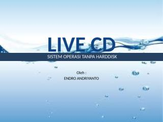 LIVE CD operating System2.pptx