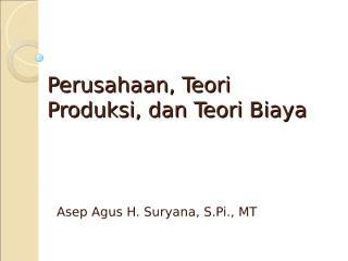 teori biaya dan produksi.ppt