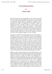 A Preciência de Deus.pdf
