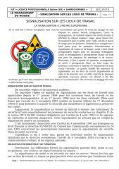 SIGNALISATION SUR LES LIEUX DE TRAVAIL.doc