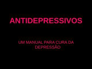 Antidepressivos.daf.pps