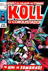 Koll - O Conquistador # 02.cbr