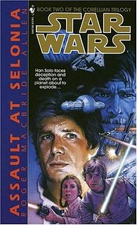 Star Wars - 247 - Corellian Trilogy 02 - Assault at Selonia - Roger Macbride Allen.epub