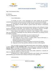 110 - Carta de Divulgação do Projeto.doc