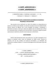 TERMO DE COMUNICACAO DE CAMERAS - MAKSELL.rtf