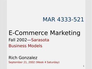 Week 4 Sat--Business Models.ppt