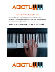 001 Exercise 49 Standard Rhythmic Piano Rock - Lesson Notes.pdf